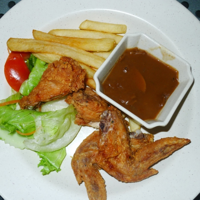 Chicken Wings set